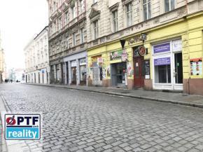 Pronájem obchodního prostoru 70 m2 v centru města