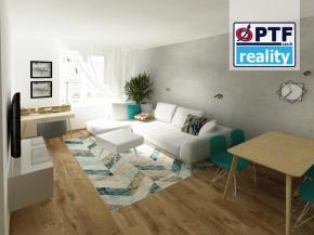 Prodej kompletně zrekonstruovaného bytu 2 kk v Plzni na Borech