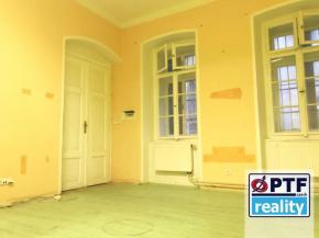 Pronájem nebytových prostor u náměstí Republiky v Plzni
