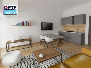 Luxusní apartmán 2+kk, Vyhlídka Hamry