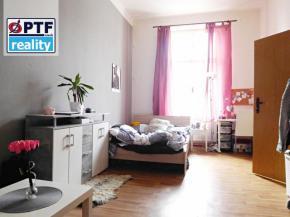 Pronájem prostorného bytu 3+1 v centru Plzně