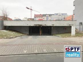 Pronájem garážového stání v centru Plzně